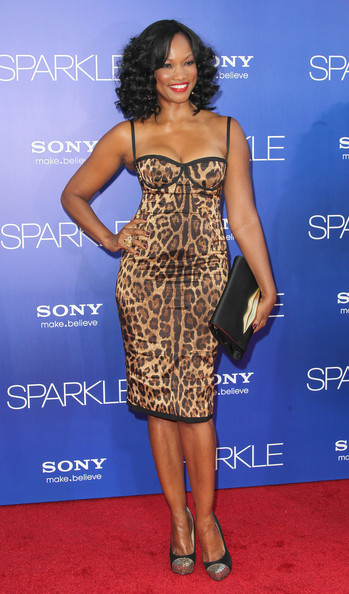 "Garcelle Beauvais - Premiere Of Tri-Star Pictures' ""Sparkle"" - Arrivals"