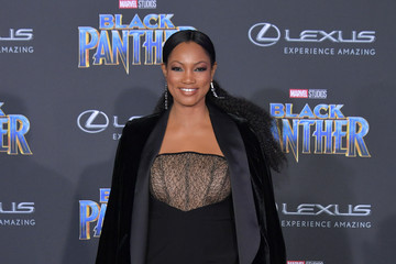 Garcelle Beauvais Premiere Of Disney And Marvel's 'Black Panther' - Arrivals