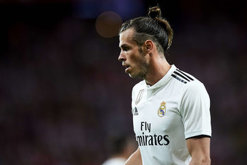 Gareth Bale Athletic Club vs. Real Madrid CF - La Liga