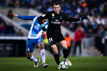 Gareth Bale Espanyol Vs. Real Madrid - La Liga