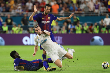 Gareth Bale International Champions Cup 2017 - Real Madrid v FC Barcelona