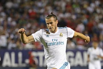 Gareth Bale 2017 MLS All-Star Game: Real Madrid v MLS All-Stars