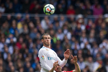 Gareth Bale Real Madrid v Atletico Madrid - La Liga