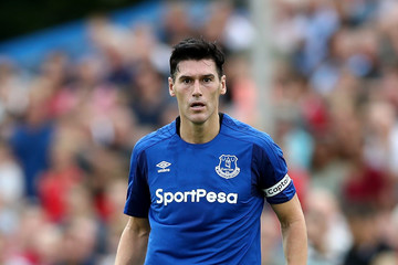 Gareth Barry FC Twente v Everton FC - Preseason Friendly