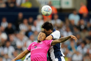 Gareth Barry West Bromwich Albion vs. Queens Park Rangers - Sky Bet Championship