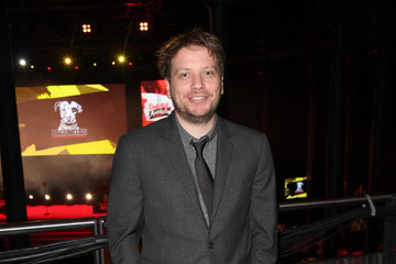 Gareth Edwards Three Empire Awards - Cocktail Reception