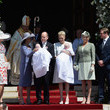 Gareth Wittstock Baptism of the Princely Children at The Monaco Cathedral