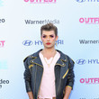 """Garrett Clayton Outfest Los Angeles LGBTQ Film Festival's Opening Night Gala Presents """"Everybody's Talking About Jamie"""" At Cinespia's Hollywood Forever - Filmmakers"""