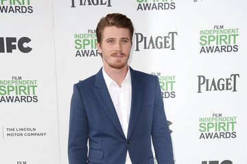 Garrett Hedlund 2014 Film Independent Spirit Awards - Arrivals