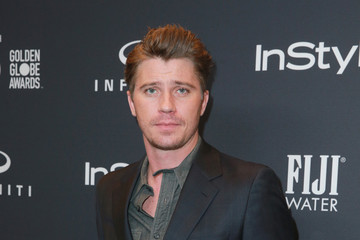 Garrett Hedlund Hollywood Foreign Press Association and InStyle Celebrate the 75th Anniversary of the Golden Globe Awards - Arrivals