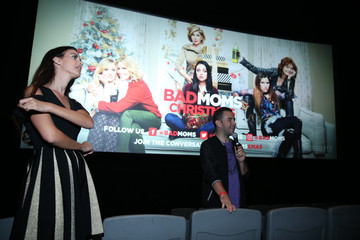 Garrett Vogel 'A Bad Moms Christmas' Screening Hosted by Natalie Zfat