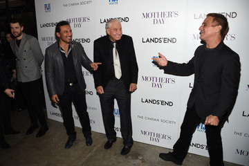 Garry Marshall The Cinema Society With Lands' End & FIJI Water Host A Screening of 'Mother's Day'