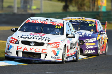 Garth Tander Supercars - Sandown 500