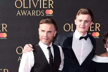Gary Barlow The Olivier Awards 2017 - Red Carpet Arrivals