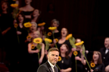 Gary Barlow The Olivier Awards 2017 - Show