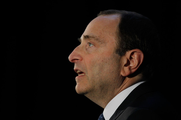 Gary Bettman - Stanley Cup Final Media Availability