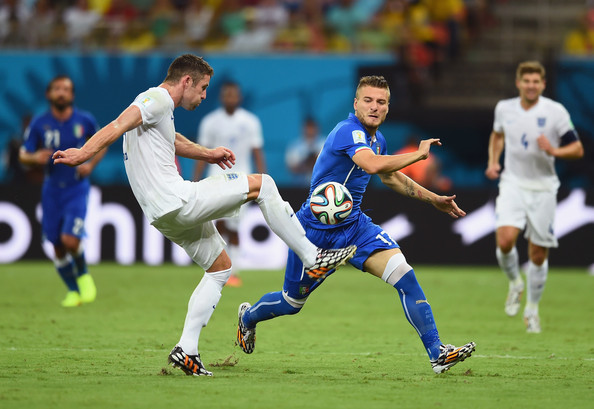 England v Italy: Group D - 2014 FIFA World Cup Brazil