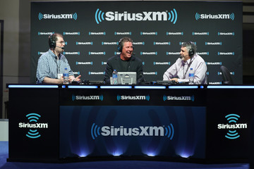 Gary Dell'abate SiriusXM At Super Bowl LIII