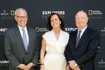 Gary E. Knell 2018 National Geographic Awards