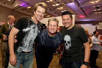 Gary LeVox 50th Academy Of Country Music Awards - Cumulus/WestwoodOne Radio Remotes - Day 2