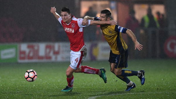 Fleetwood Town v Bristol City - The Emirates FA Cup Third Round Replay