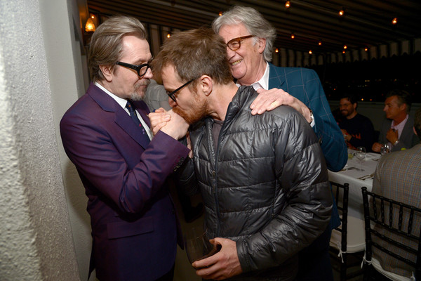 Paul Smith Holds An Intimate Dinner With Gary Oldman At The Chateau Marmont Penthouse