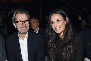 Gary Oldman SAINT LAURENT at the Palladium - Inside