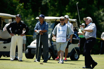 Gary Player Jack Nicklaus Insperity Invitational - Round Two