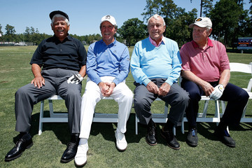 Gary Player Lee Trevino Insperity Championship presented by United Healthcare - Round Two