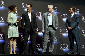 Gary Ross CinemaCon 2016 - The State of the Industry: Past, Present and Future and STX Entertainment Presentation