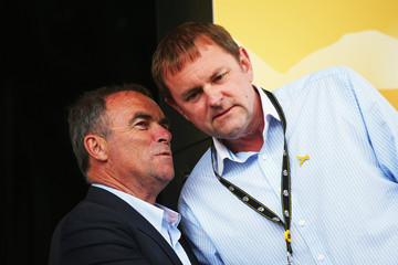 Gary Verity Le Tour de France 2014 - Stage Two
