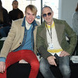 Gary Wassner Self-Portrait - Front Row - February 2019 - New York Fashion Week: The Shows