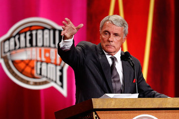 Gary Williams Basketball Hall of Fame Enshrinement Ceremony