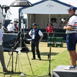 Gary Woodland SiriusXM At The U.S. Open At Torrey Pines, In San Diego, California