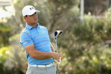 Gary Woodland Sony Open In Hawaii - Preview Day 3