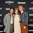 Gavin Leatherwood Entertainment Weekly And Netflix Host As Screening Of 'The Chilling Adventures Of Sabrina' Pt 2 In New York