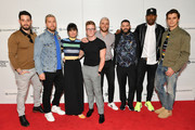"(L-R) Michael Turchin, Lance Bass, Constance Zimmer, Tyler Oakley, Gus Kenworthy, Guillermo Díaz, Karamo Brown, and Antoni Porowski attend the ""Gay Chorus Deep South"" screening during the 2019 Tribeca Film Festival at Spring Studios on April 29, 2019 in New York City."