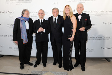 Gay Talese Lawrence Schiller Arrivals at the Norman Mailer Center Benefit Gala