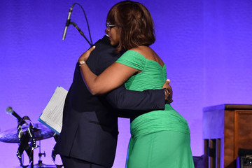 Gayle King Elton John AIDS Foundation's 17th Annual An Enduring Vision Benefit - Show