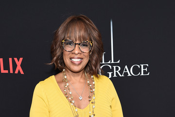 """Gayle King Tyler Perry's """"A Fall From Grace"""" New York Premiere"""