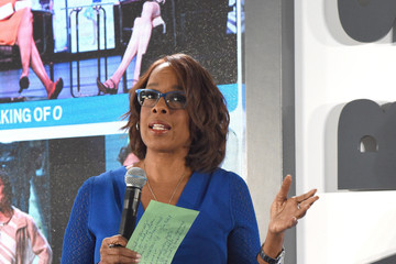 Gayle King Hearst Magazines' Unbound Access MagFront
