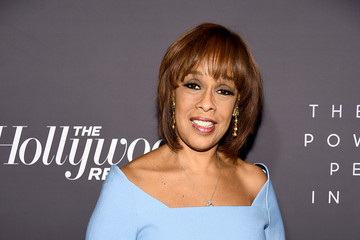 Gayle King The Hollywood Reporter's 9th Annual Most Powerful People In Media - Arrivals