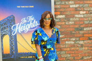 """Gayle King """"In The Heights"""" Opening Night Premiere - 2021 Tribeca Festival"""