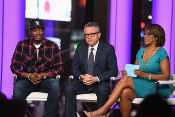 Gayle King TIME AND PUNISHMENT: A Town Hall Discussion With JAY Z and Harvey Weinstein on Spike TV