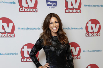 Gaynor Faye TV Choice Awards - Red Carpet Arrivals