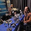 Geddy Lee SiriusXM Broadcasts Live Interviews From The Rock And Roll Hall Of Fame Induction Ceremony 2017