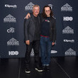 Geddy Lee 32nd Annual Rock & Roll Hall Of Fame Induction Ceremony - Press Room