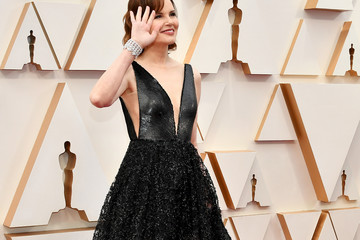 Geena Davis 92nd Annual Academy Awards - Arrivals