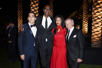 Gelila Assefa 2017 LACMA Art + Film Gala Honoring Mark Bradford and George Lucas Presented by Gucci - Inside