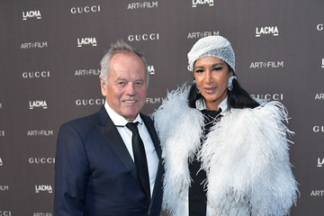 Gelila Assefa 2018 LACMA Art + Film Gala Honoring Catherine Opie And Guillermo Del Toro Presented By Gucci - Red Carpet